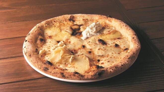 FRESH CHEESE ITALIAN VANSAN - 料理写真: