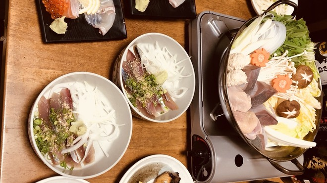 博多ごまさば屋 - 料理写真: