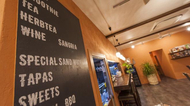 カフェ&バル グローカル - メイン写真: