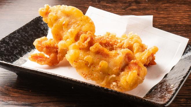 禅 - 料理写真:鶏の天ぶら