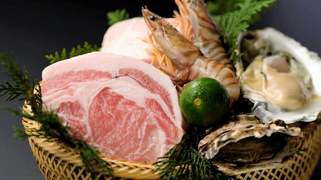 田中屋豚肉店 - メイン写真:
