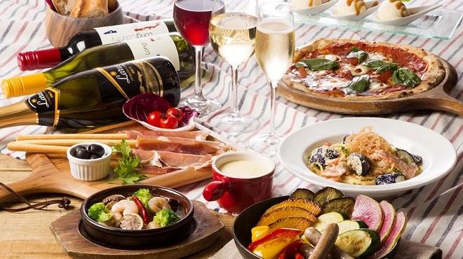 マカロニ - 料理写真:新パーティーコース