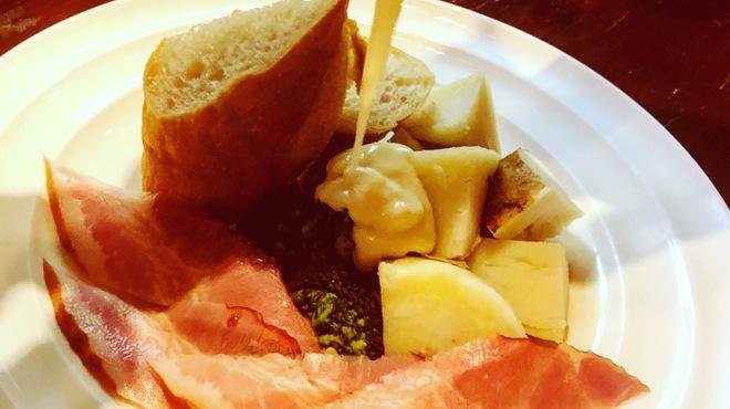 産地イタリアン trattoria SATOMI fooding - メイン写真: