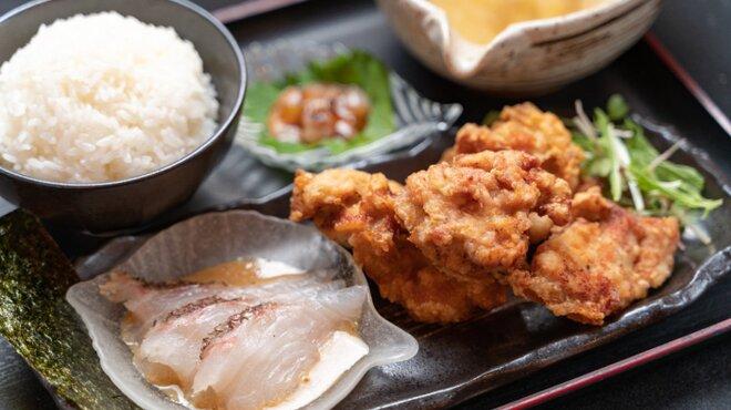 餃子とからあげ 将軍 - 料理写真: