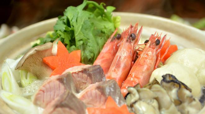神楽坂 おいしんぼ - 料理写真:いよいよ鍋の季節です!ご宴会に!