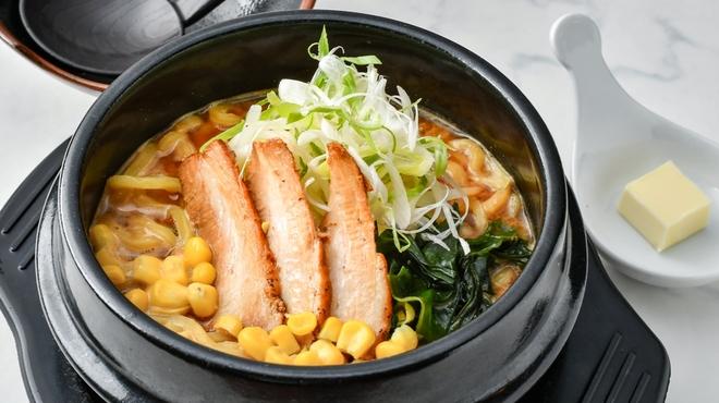 ニッカ会館レストラン 樽 - 料理写真: