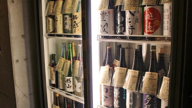 日本酒と串カツ・酒粕おでん 一穂 希SAKU - メイン写真: