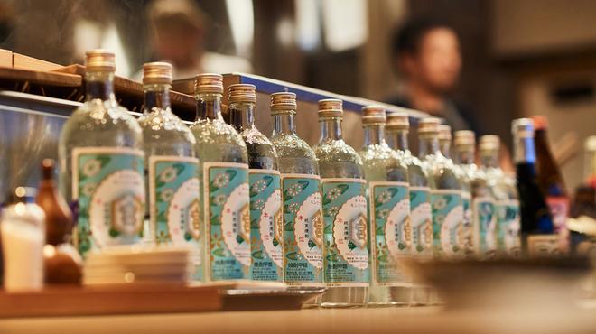 饂飩ト酒 maru-gin - メイン写真: