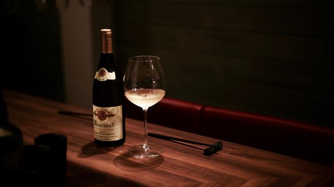 焼鳥とワイン ソバヤノニカイ - ドリンク写真: