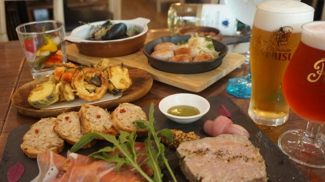 イタリアン食堂 ニーナの台所 - メイン写真: