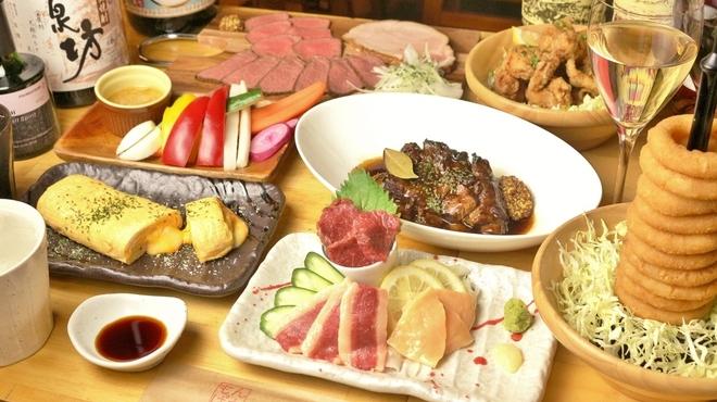 酒場食堂 もんぱち 坂ノ上 - 料理写真: