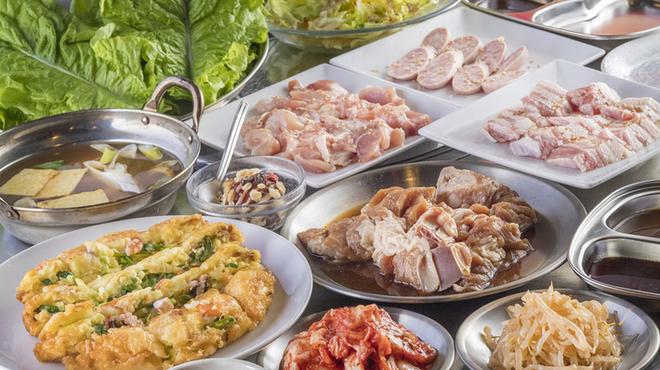 韓国焼肉イニョン - メイン写真: