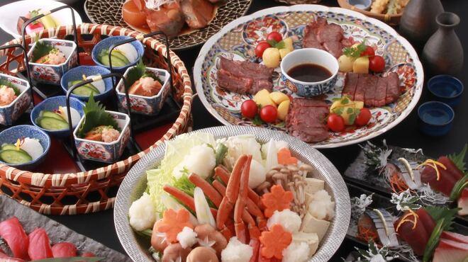 全席個室居酒屋 三代目若乃花プロデュース仙台個室居酒屋 若の台所~こだわり野菜~ - 料理写真: