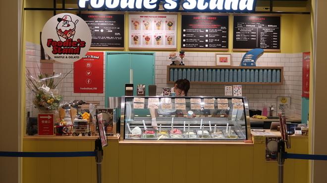 Foodie's Stand - メイン写真: