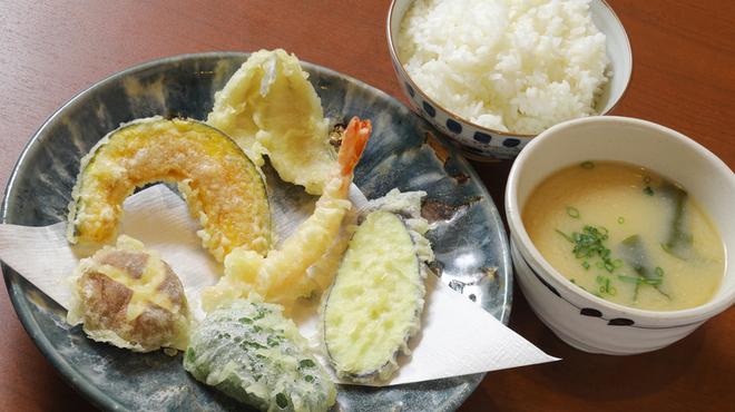天ぷら わた辺 - メイン写真: