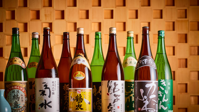 新潟地酒専門店 もんず - メイン写真: