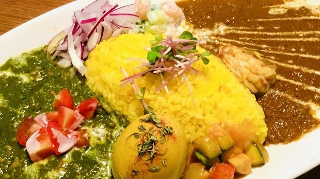 spice curry & dining Cumin's - メイン写真: