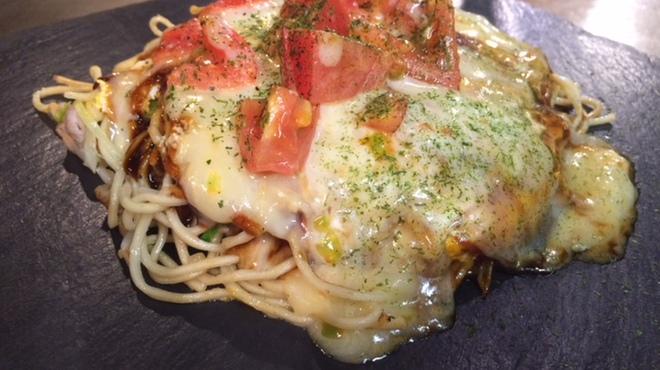 広島お好み焼 鉄板焼き みかづき - 料理写真: