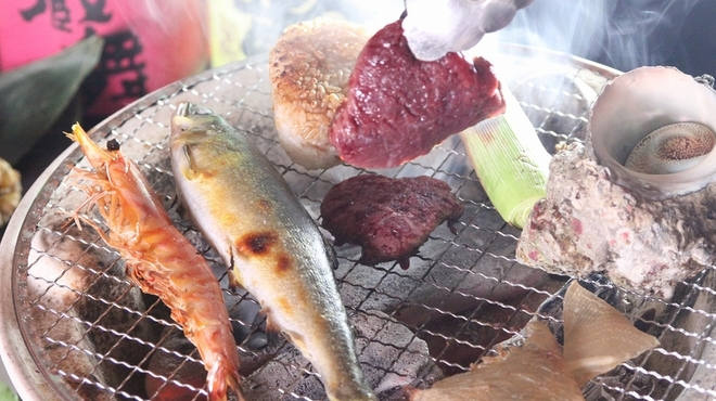海鮮七輪焼 おどりや - メイン写真: