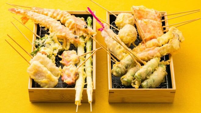 串の天ぷら屋 ツキイチ - メイン写真: