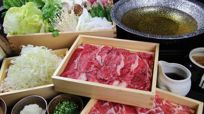 しゃぶしゃぶ・すき焼き 菜々や - メイン写真: