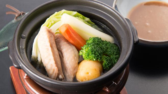 千寿惠 - 料理写真:和風ポトフ