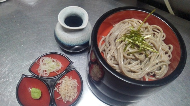 日本酒cafe & 蕎麦 誘酒庵 - メイン写真: