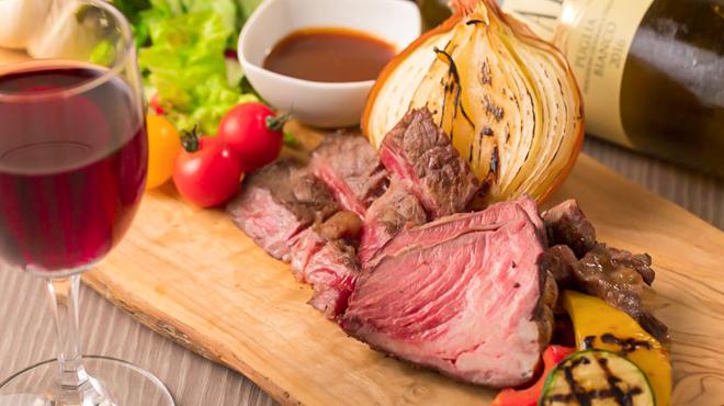 個室 肉屋の肉バル さいたま肉の会 - メイン写真:
