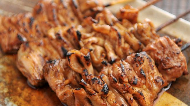 博多串焼もつ煮込み うっとり - 料理写真:極旨シロを是非ご賞味あれ
