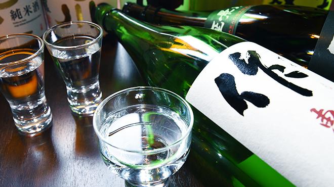 日本酒専門 のすけ - メイン写真:
