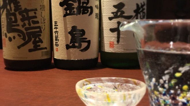 九州直送 熟成鮨 わだのや - ドリンク写真: