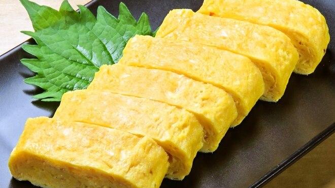 烏森百薬 - 料理写真:卵焼き
