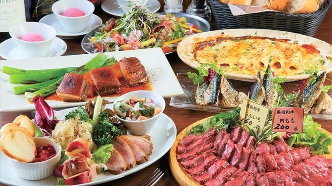 熟成肉バル 肉賊カウぼーず - メイン写真: