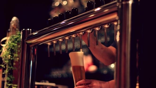 BEER CAFE GAMBRINUS - メイン写真: