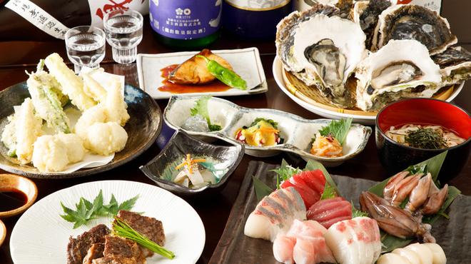 日本酒専門店 萬亮 - 料理写真: