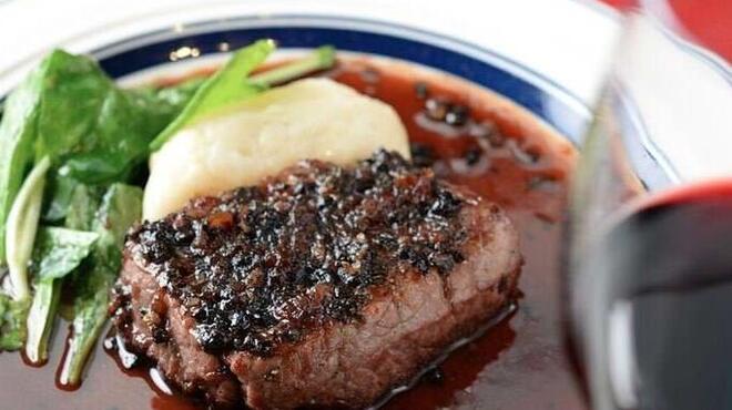 熟成牛ステーキ専門店 Gottie's BEEF - 料理写真:
