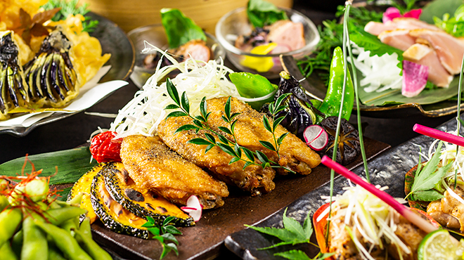 和食と個室 みや本 - メイン写真: