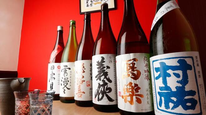 酒晴 おまっとさん 絆 - メイン写真: