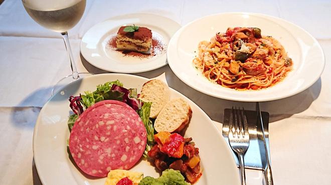 ボナ キッチン - 料理写真:ランチ・セット(例)