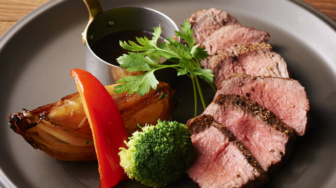 肉炭バル MATOIYA - メイン写真: