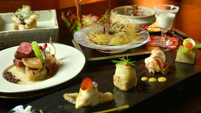 暗闇坂 宮下 - 料理写真:今年は和のクリスマスディナーはいかがですか