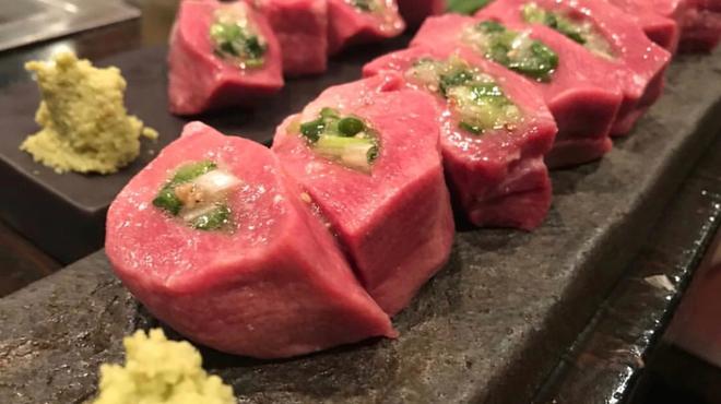 肉ダイニング RAKUGAKI - メイン写真: