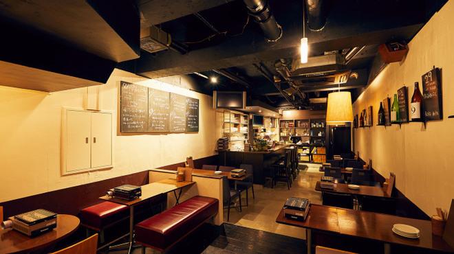 四ツ谷の肉と日本酒ダイニング sakeba - メイン写真: