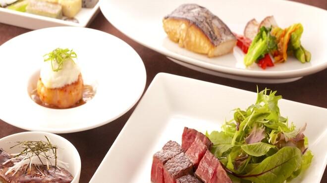 ホテルオークラレストラン名古屋 鉄板焼 さざんか - メイン写真: