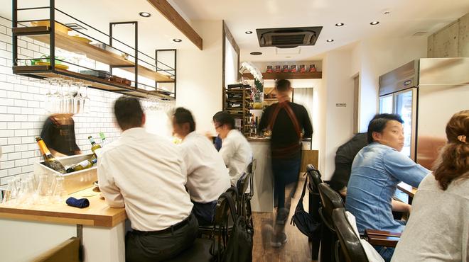 葡萄酒&SAKE 中川食堂 - メイン写真: