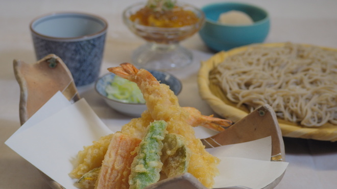 紗羅餐 - 料理写真:天婦羅膳