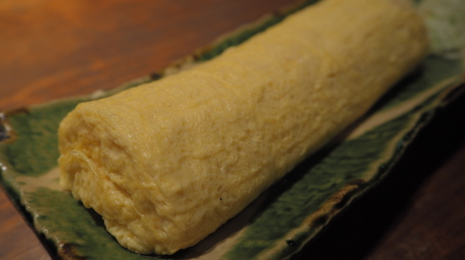 紗羅餐 - 料理写真:だし巻き玉子