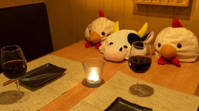 肉とチーズと全席個室 食べ放題 飲み放題 花音 - メイン写真: