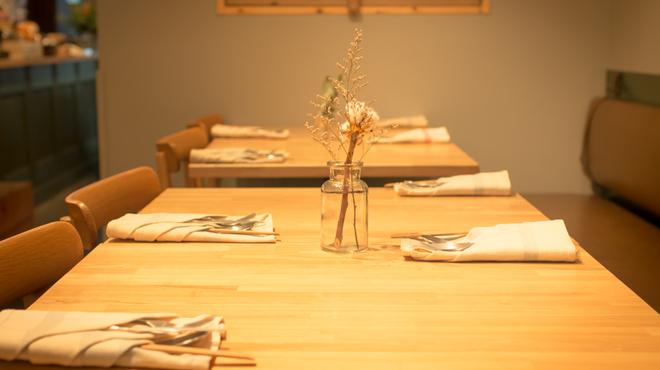 botanical  table Offf - メイン写真: