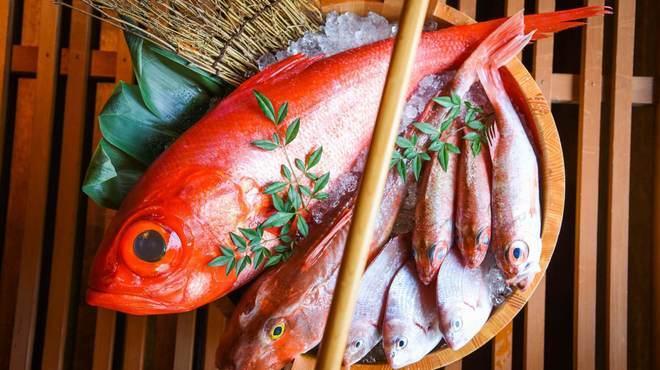 海鮮問屋 地魚屋 - メイン写真: